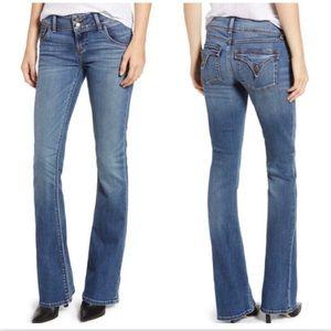 Hudson Signature Bootcut Dark Wash Jeans Size 32